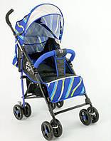 Детская коляска-трость JOY S 608 синяя