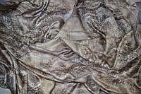 Шелковая ткань  твил Roberto Cavalli