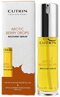 Cutrin Arctic Berry Drops Recovery, сыворотка «Восстановление» для сухих, повреждённых волос