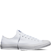 Кеди Converse All Star II Low Chuck Tailor Lunarlon білого кольору, фото 1