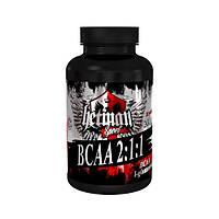 BCAA 2:1:1 Hetman Sport, 200 грамм