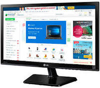 "Монитор 22"" LG 22MP47A-P; LED-подсветка; 16:9; AH-IPS; 178°/178°; 5 мс; DC 5M:1; 1920 x 1080; D-Sub;чёрный"