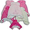 Комплект (шапка + шарф) для девочек, Польского производителя Amala, модель AML 41/MEX