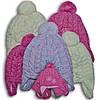 Комплект (шапка + шарф) для девочек, Польского производителя Amala, модель AML 7