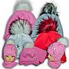 Комплект (шапка + шарф) Польского производителя Ambra с подкладкой ISO SOFT, модель F93/ISO