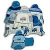 Комплект (шапка + шарф) Польского производителя Ambra с подкладкой искуственный мех, модель H101/МЕХ