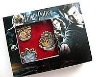 Набор значков из Гарри Поттера (премиум)