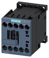 Контактор Siemens 3RT2016-1AP01 3-пол, AC-3 4 kW/400 V, AC 230 V, 50/60 Гц, доп. контакт 1NO, фото 1