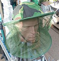 Кепка с антимоскитной сеткой для рыбаков и пчеловодов