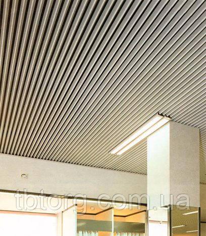 Кубообразный алюминиевый потолок