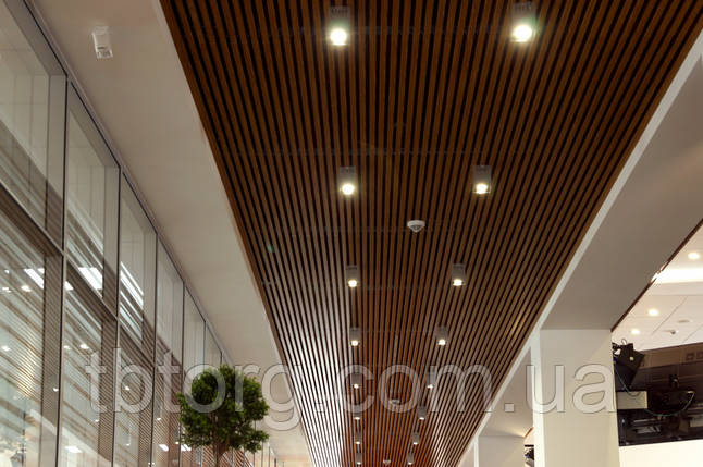 Комплект реечного потолка - кубообразного, фото 2