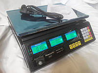Весы торговые электронные Nokasonic 40 кг (деление 5 гр)