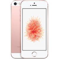 Смартфон Apple iPhone SE 16GB (Rose Gold)