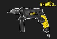 Дрель ударная Triton-tools ТДУ-950