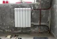 Демонтаж/монтаж радиаторов на время ремонтных работ
