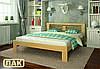 Кровать деревянная Шопен Arbor, фото 6