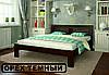 Кровать деревянная Шопен Arbor, фото 3