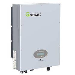 Сетевой инвертор Growatt 5000UE (5 кВт, 3 фазы, 2 MPPT)