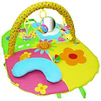 """Развивающий коврик-сумка """"Солнечный день"""" Biba Toys"""