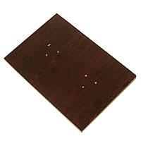Деревянная подставка Плита для устойчивости и фиксации манекенов ног, фото 1