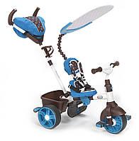 Детский велосипед 4 в 1 Little Tikes Sports Edition Trike синий