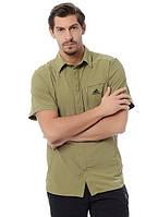 Рубашка мужская adidas Ht Wick Ss Shirt Outdoor D82312 адидас