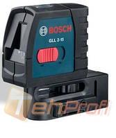 Лазерный уровень нивелир Bosch GLL 2-15 Prof