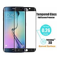 Защитное стекло для Samsung Galaxy S6 edge Plus - HPG Tempered glass 0.3 mm (с закругленными краями)