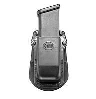 Подсумок Fobus для одного магазина Glock 17/19 с креплением на ремень