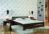 Кровать деревянная Симфония Arbor, фото 4