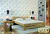 Кровать деревянная Симфония Arbor, фото 6
