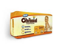 Подгузники CHIKOOL M (7-13 кг) 24 шт