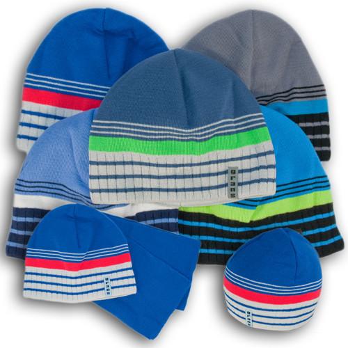 Комплект (шапка + шарф) для мальчика, модель A685P, производитель Grans (Польша)