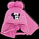 Комплект (шапка + шарф) Польского производителя Amal с подкладкой ISO SOFT, модель АML 51, фото 4