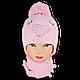 Комплект (шапка + шарф) Польского производителя Ambra с подкладкой ISO SOFT, модель Аm 8, фото 3
