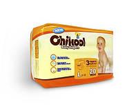 Подгузники CHIKOOL L (10-17 кг) 20 шт