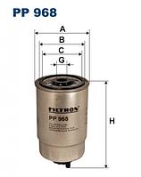 Фильтр топливный FILTRON PP968 WF8277