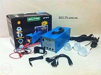 Домашняя солнечная система электроснабжения GDLite GD-8018, солнечная система Solar Home System GD – 8018