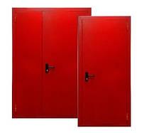 Дверь металлическая противоударная входная огнестойкая