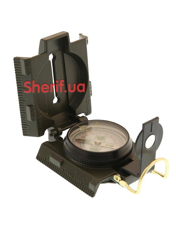 Компас армейский металлический с LED подсветкой  MIL-TEC 15791500  - Военторг Шериф в Днепре