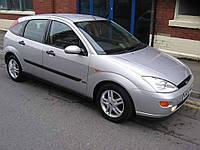 Автомобильные чехлы Ford Focus 1998-2004 Combi