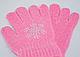 Детские перчатки из шерсти, k014, фото 3