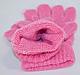 Детские перчатки из шерсти, k014, фото 4