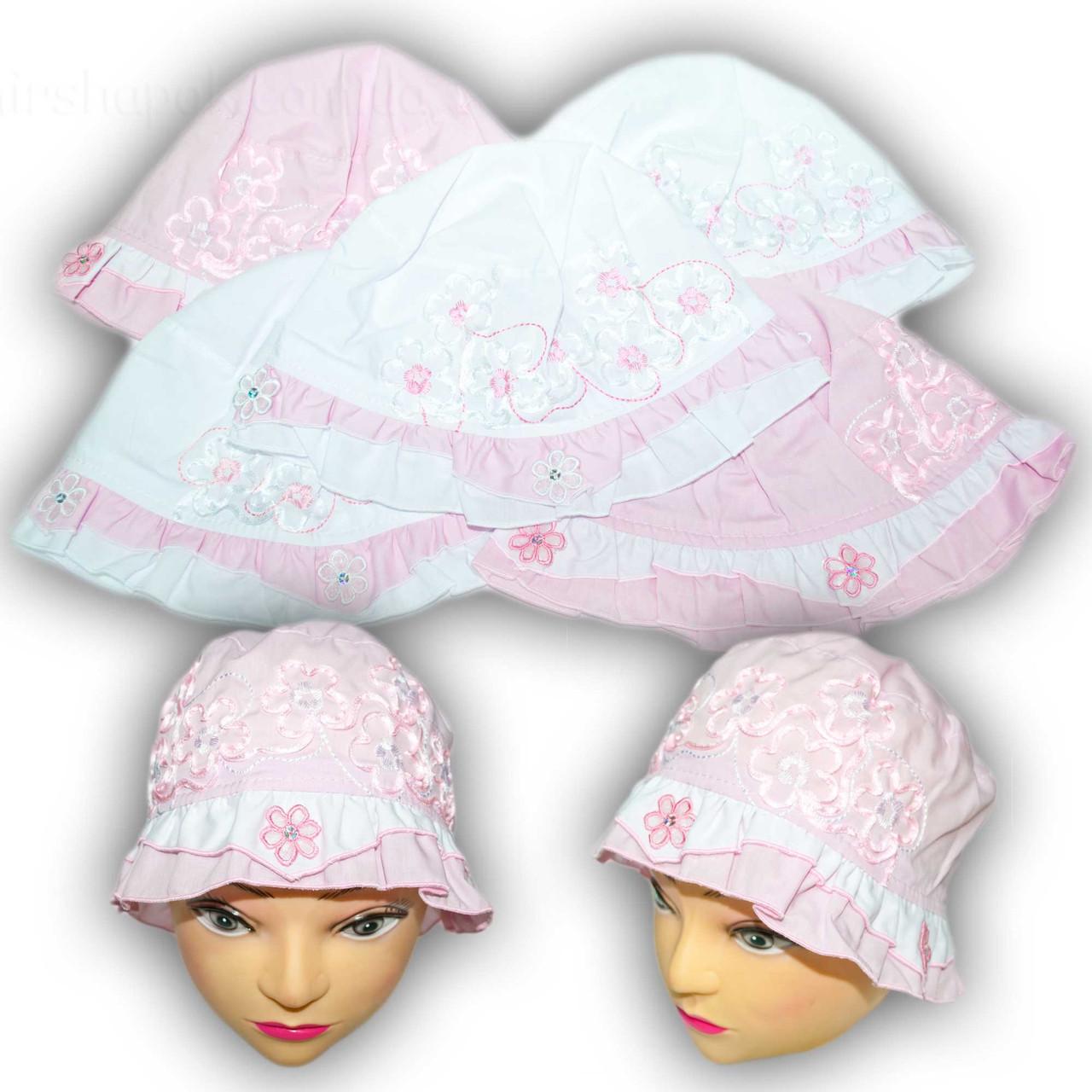 Детские панамки для девочек, CZ3602