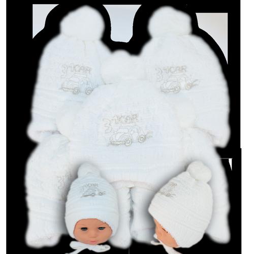 Шапочка детская, Польского производителя NUS, модель NU 002