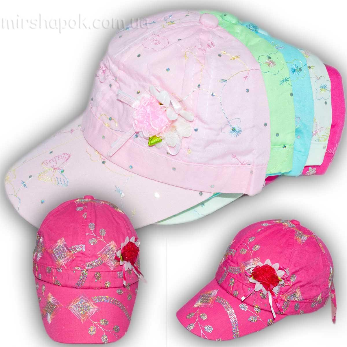 Детские кепки для девочек, S3006