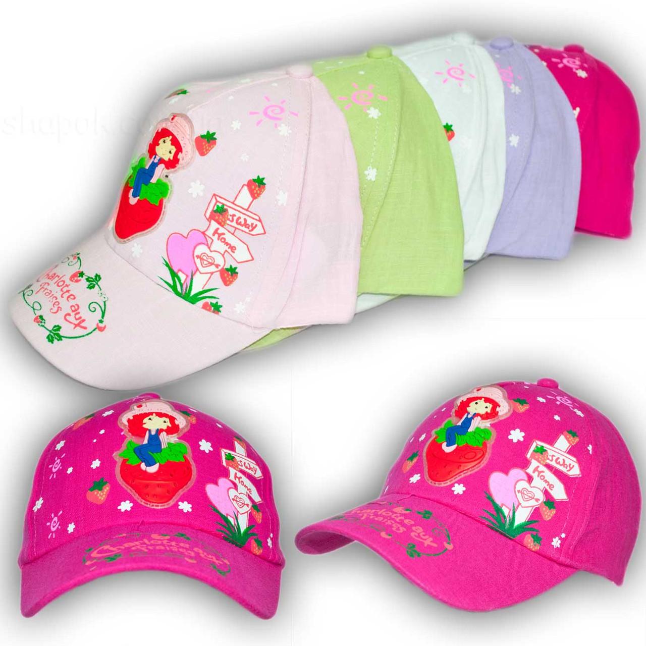 Детские кепки для девочек, S305