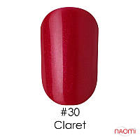 Гель-лак Naomi Gel Polish 30 - Claret, 6 мл
