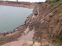 Водопонижение, осушение водоемов и карьеров