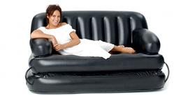 Надувной диван 5 в 1 Sofa Bed (диван трансформер Софа Бед)